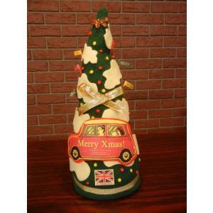 ミニクリスマスツリー型クッション|minimaruyama