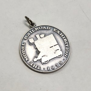 【現品】 1975 鉄道メダル minimaruyama