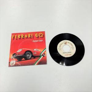 【現品】 Ferrari GO レコード minimaruyama