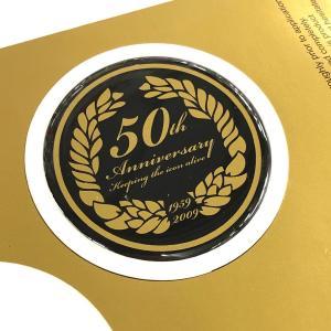 ホイールキャップステッカー・MINI 50th Anniversary|minimaruyama|02