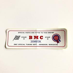 BMC ステージ2 ステッカー|minimaruyama