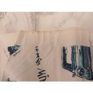 MINI 布 ブルー minimaruyama 02
