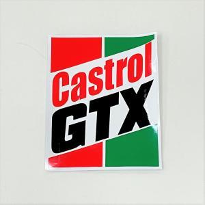 カストロール×GTX ステッカー|minimaruyama
