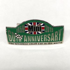 ミニ60周年記念グリルバッヂ|minimaruyama|02