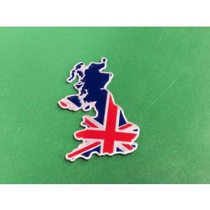 イギリス ユニオンジャック プレートステッカー|minimaruyama