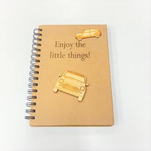 【現品】 MINI Enjoy the Little things! リングノート|minimaruyama