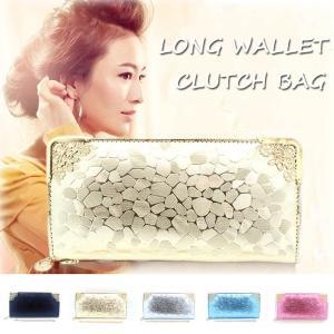 カラー:ブラック/ゴールド/シルバー/薄ブルー/ホットピンク 素材:合成皮革 本体サイズ:約W20c...