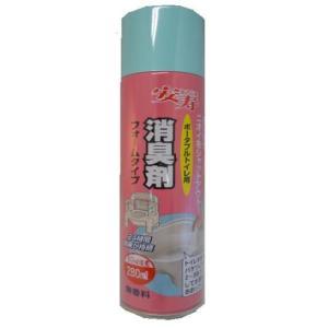 消臭剤フォーム 533-206 <アロン化成>|miniroku