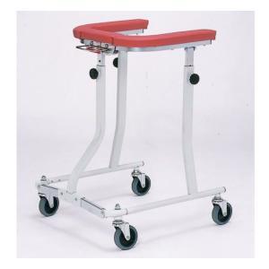 折りたたみ式歩行車四輪自在 TY-157F <日進医療器>|miniroku