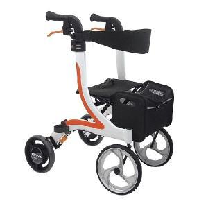 抑速ブレーキ付き歩行器 KW41 <カワムラサイクル>|miniroku