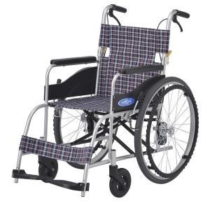アルミ自走車いす NEO-1<日進医療器>|miniroku