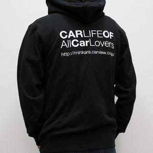 CARLIFEパーカー ブラック|minkara