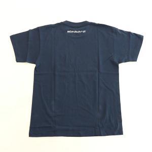 ハイオクマンタンTシャツ メトロブルー|minkara|02