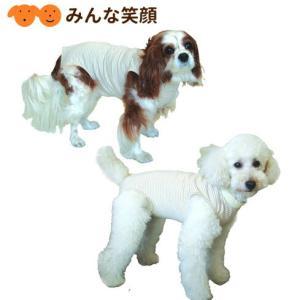 犬用 介護用品 医療用保護着 Tピース男女兼用 メープル S-3号