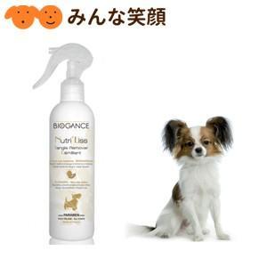 ケア製品 バイオガンス J ニュートリ・リス ブラッシングローション犬用 250ml|minnaegao