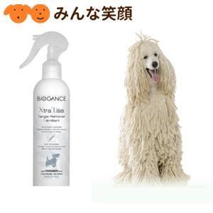 ケア製品 バイオガンス エクストラ・リス タングルリムーバー犬用 250ml|minnaegao