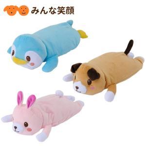 犬猫 枕 クッション クール ボンビアルコン ひえひえアニマルピロー うさぎ いぬ ぺんぎん|minnaegao