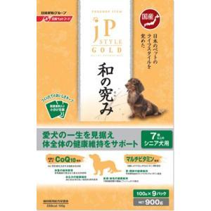お取寄せ 日清 ジェーピースタイル ゴールド 7歳以上のシニア犬用 2.4Kg minnaegao