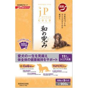 お取寄せ 日清 ジェーピースタイル ゴールド 11歳以上のシニア犬用 2.4Kg minnaegao
