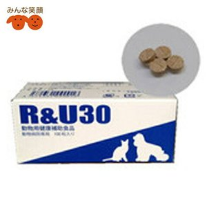共立製薬R&U30100粒犬猫用サプリメント|minnaegao