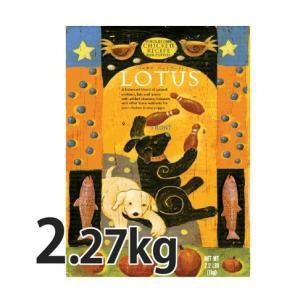 ポイント12倍 お取寄せ 犬用 ペットフード ロータス ドライ ロータス パピー チキンレシピ幼犬用 妊娠授乳期の母犬用2.72kg|minnaegao