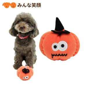 PeePeeTOY パンプキン 犬 ハロウィン おもちゃ|minnaegao