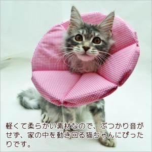 犬猫用 介護用品 ケア  ブリリアント エリザベスカラー 4号|minnaegao|03