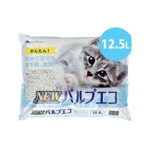 猫砂 紙製 燃やせる 流せる/猫の砂 パルプエコ 12.5L|minnaegao