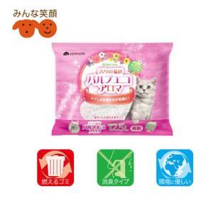 猫砂 紙製 燃やせる/香りの猫砂 パルプエコ アロマ 12.5L|minnaegao