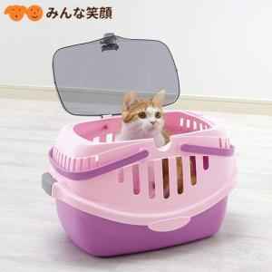 リッチェル ピコ キャットキャリー 猫用 キャリー おでかけ 通院|minnaegao