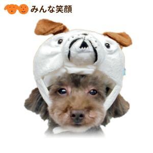 メール便送料無料 ブル被り帽子 S(KWA009-S)お正月  被り物 干支|minnaegao