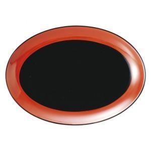 ・サイズ:26×18.5cm  ・重量:566g  【中華食器/プラター(楕円皿)/プラター 20c...