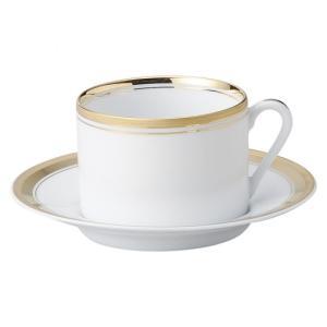 ゴールドリッチ ウルトラホワイト 切立紅茶碗皿 洋食器 カップ&ソーサー 紅茶 業務用 約10cm|minnano-souko