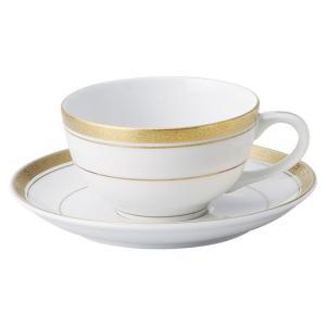 Y・Sゴールド 紅茶碗皿 洋食器 カップ&ソーサー 紅茶 業務用 約9.8cm|minnano-souko