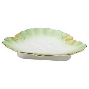 ・サイズ:18.5×15×3cm ・重量:310g ・強化 【和食器/皿皿/多用皿・変形皿/半月皿】...
