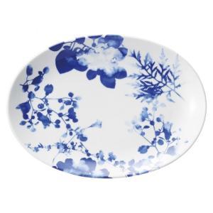 ・サイズ:31.5×22.8×3.2cm  ・重量:752g  【中華食器/プラター(楕円皿)/プラ...