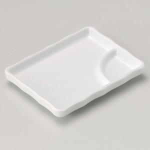 ・サイズ:13.6×104×2cm ・重量:252g ・強化 【和食器/皿皿/串皿・のり皿】【カラー...