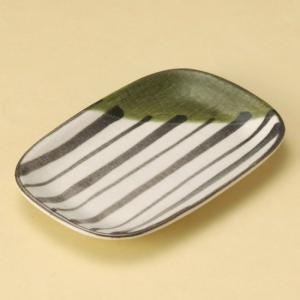 ・サイズ:18.5×12.4×1.8cm ・重量:240g  【和食器/皿皿/串皿・のり皿】【カラー...