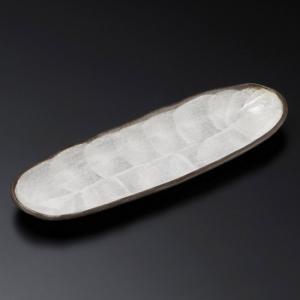 ・サイズ:26.3×9×2cm ・重量:270g  【和食器/皿皿/多用皿・変形皿/楕円皿】【カラー...