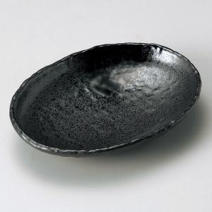 ・サイズ:22×16.5×4cm ・重量:440g  【和食器/皿皿/多用皿・変形皿/楕円皿】【カラ...