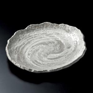 ・サイズ:24.8×21.8×3.8cm ・重量:650g  【和食器/皿皿/多用皿・変形皿/楕円皿...