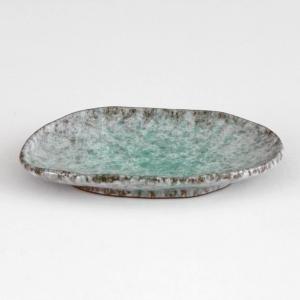 ・サイズ:17.5×11.3×2.5cm ・重量:270g  【和食器/皿皿/多用皿・変形皿/楕円皿...