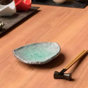 ・サイズ:16×14×2.5cm ・重量:250g  【和食器/皿皿/フルーツ皿・銘々皿・取皿】【カ...