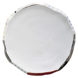・サイズ:20×20×2.5cm ・重量:430g  【和食器/皿皿/丸皿/丸皿(中)18cm〜25...