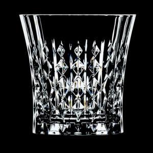 レディーダイヤモンド 300オールド ガラス ロックグラス 業務用 約88mm|minnano-souko