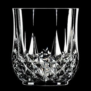 ロンシャン 320オールド ガラス ロックグラス 業務用 約81(最大83)mm|minnano-souko