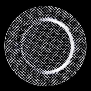 ニューバスケット プレート21 ガラス プレート 丸 業務用 約210mm|minnano-souko