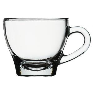イッシア エスプレッソ ガラス カップ&マグ 業務用 約68(最大85)mm|minnano-souko