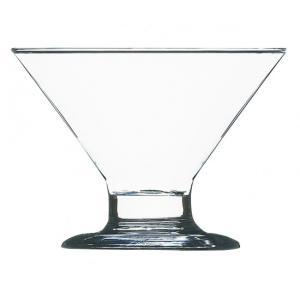 ヴィセンツア アイスクリーム 250 ガラス デザート 業務用 約118mm