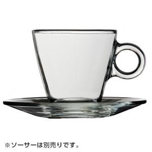 イージーバー カプチーノ ガラス カップ&マグ 業務用 約83(最大110)mm|minnano-souko